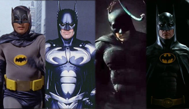Every Live Action Batman Movie Ranked