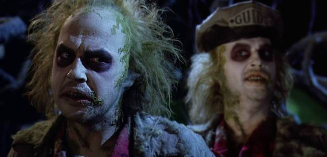 Tim Burton's Rep Says Beetlejuice 2 Is Not In Development