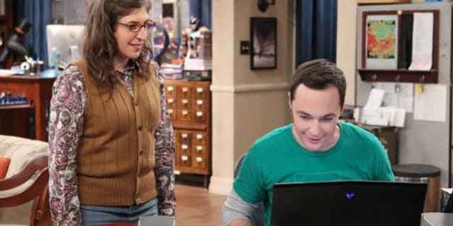 Big Bang Theory Header