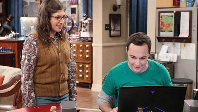 Big Bang Theory Header