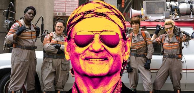 Ghostbusters Director Explains Why Bill Murray Agreed To Cameo In The Film