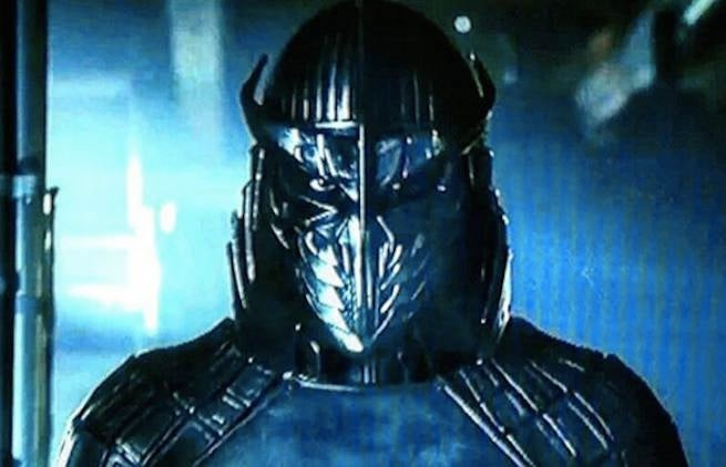 Shredder S Look From Teenage Mutant Ninja Turtles Out Of The Shadows Revealed