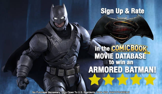 BvS Giveaway Rules