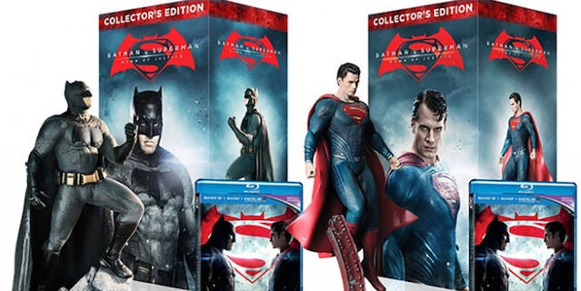 Batman V Superman Will Be First 100GB 4K Blu-Ray Release By A Major Studio