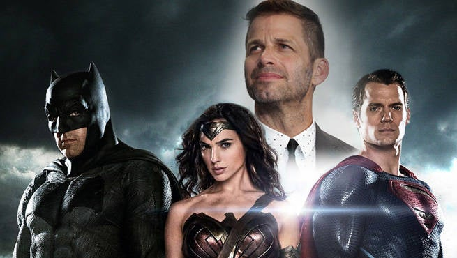 Fans Launch Petition To Keep Zack Snyder On Justice League