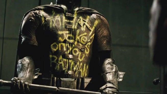 Batman V Superman's Zack Snyder Explains How And When Robin Died