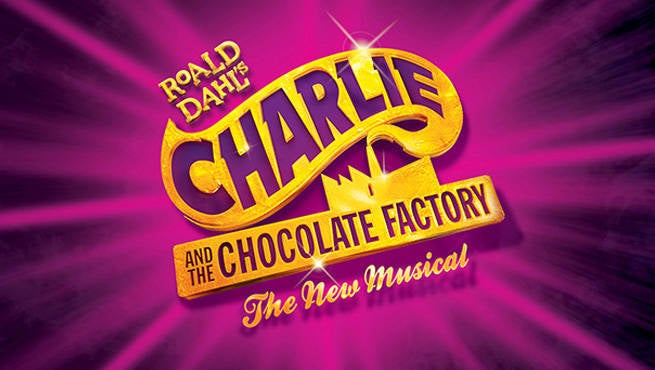Charlie Chocolate Factory Header