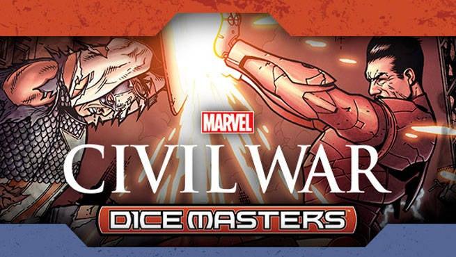 Civil War Dicemasters