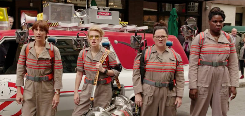 Ghostbusters Director Paul Feig Has A Message For Geek Culture Trolls