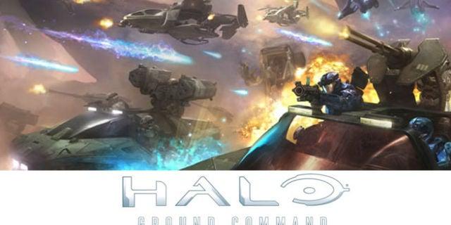Halo Ground Battles