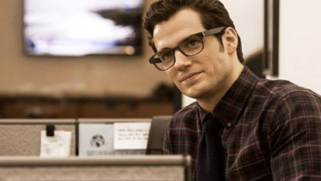 Henry Cavill Has A Message For Doubters Of Clarks Glasses Only Disguise