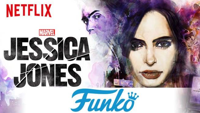 JessicaJones Funko