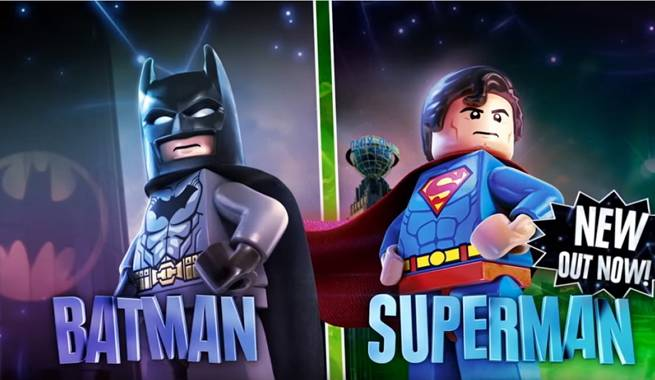LEGO Dimensions Batman Superman