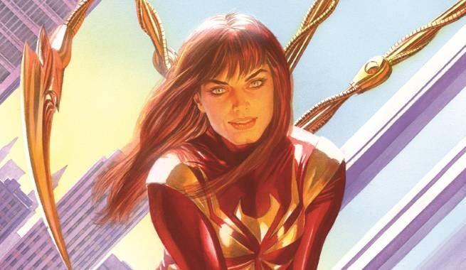 Mary Jane Iron Spider