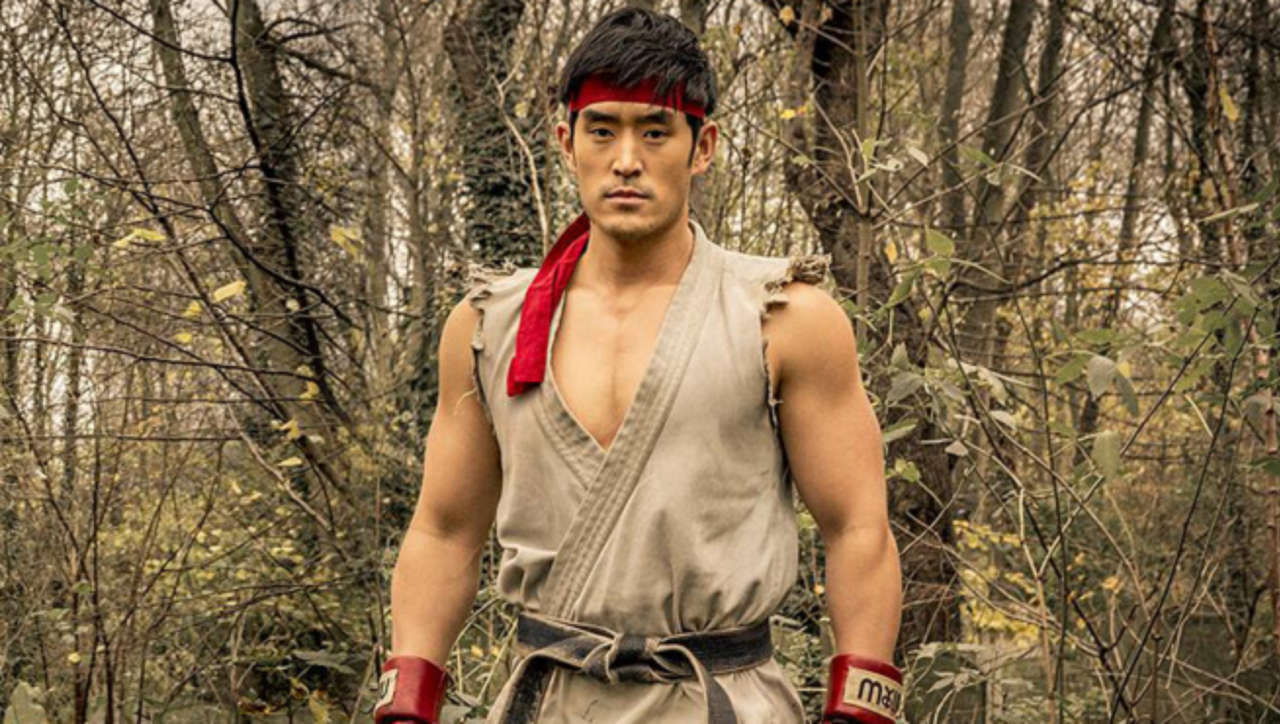 Street Fighter Resurrection A Sitdown With Mike Moh
