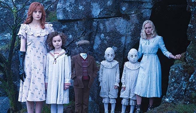 Tim Burton's Miss Peregrine First Look Photos Released