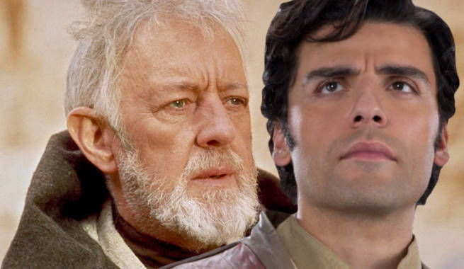 Oscar Isaac Did Live Reading of Alec Guinness-Written Star Wars Letter