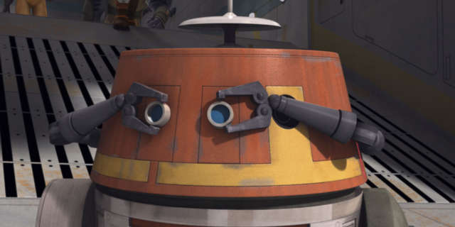 Star Wars Rebels: The Forgotten Droid Preview Clip and Images