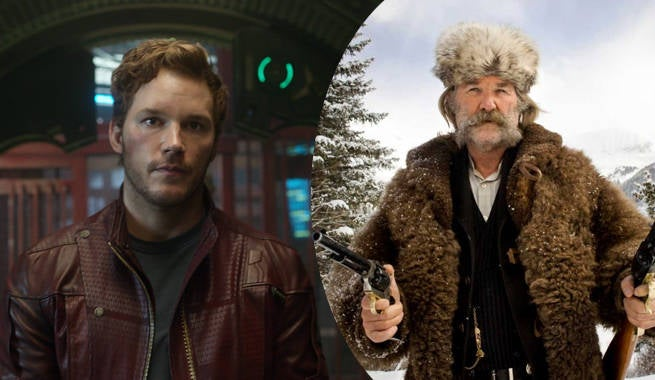 Star Lord Russell