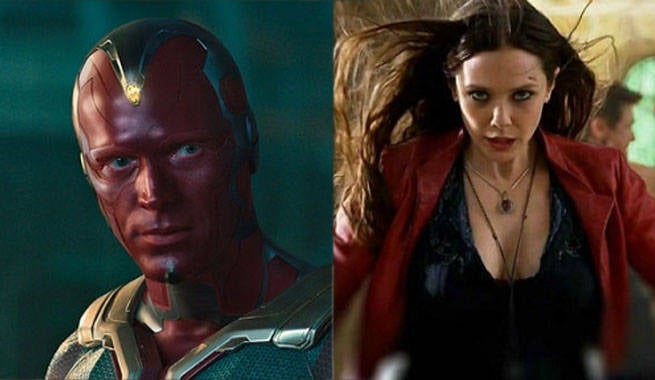 Elizabeth Olsen Comments On Scarlet Witch's Connection To The Vision