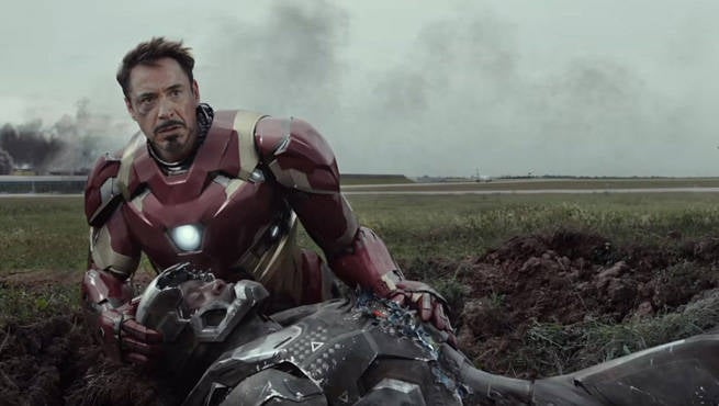 Don Cheadle Is Happy Fans Are Worried About War Machine's Fate In Captain America: Civil War