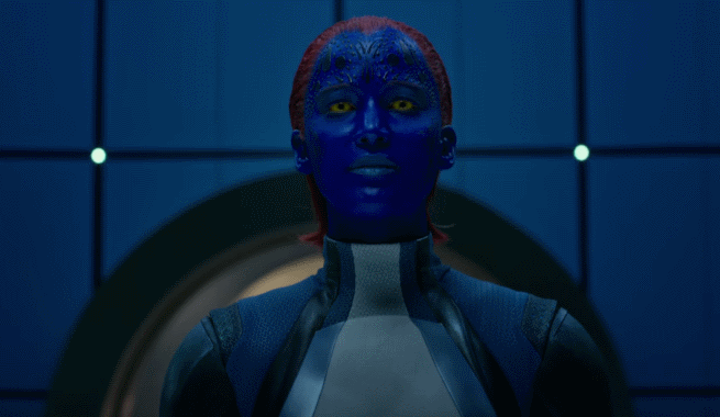 X-Men Apocalypse - Jennifer Lawrence - Mystique