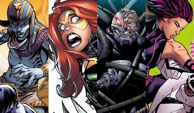 X-Men June 2016