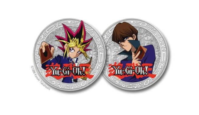 Yu-Gi-Oh Coins