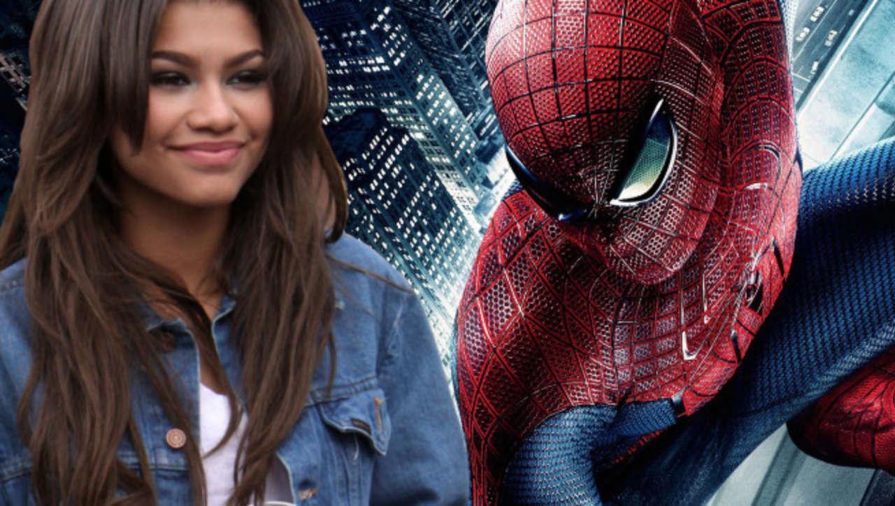 marvel's spider-man casts zendaya in key role