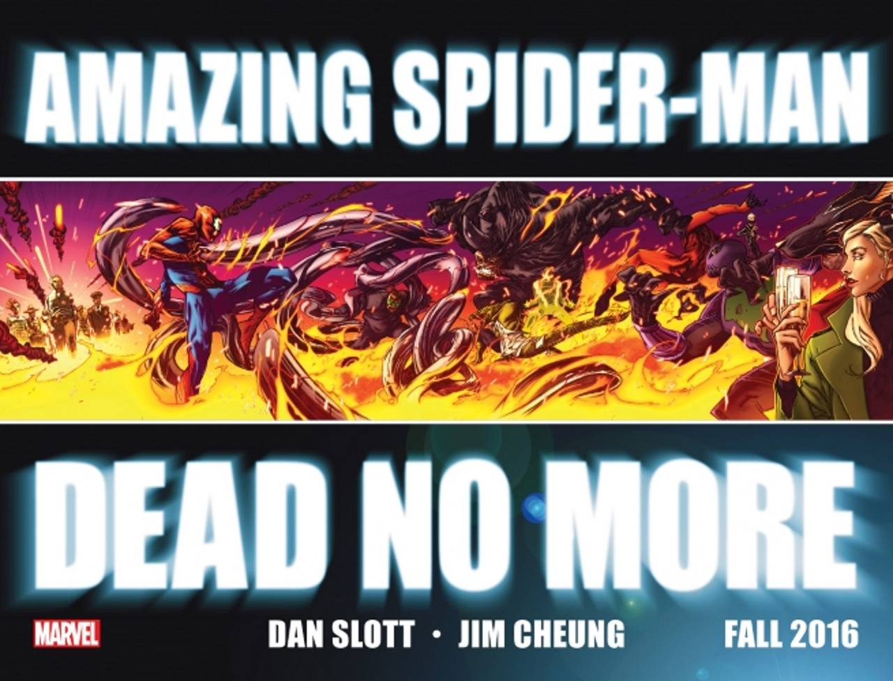 Amazing Spider-Man Dead No More