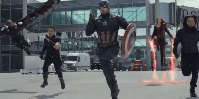 Cap Civil War