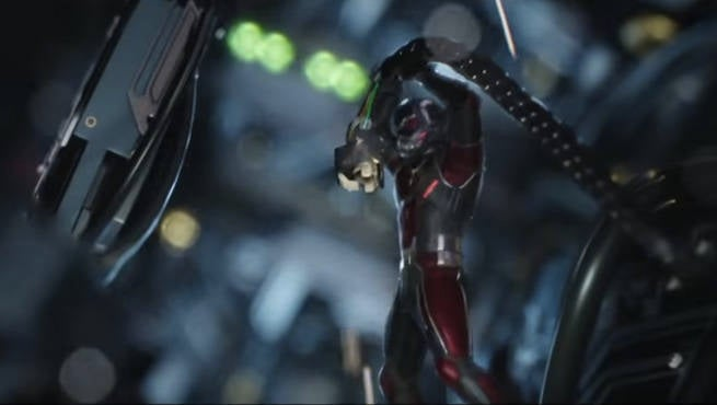 New Ant-Man Footage In New Captain America: Civil War TV Spot