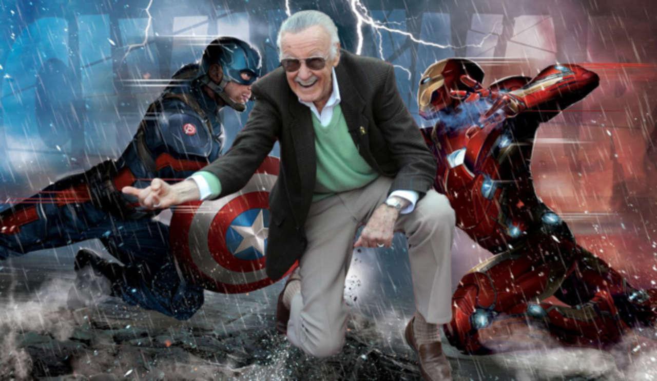 Stan Lee Picks A Side In Captain America Civil War