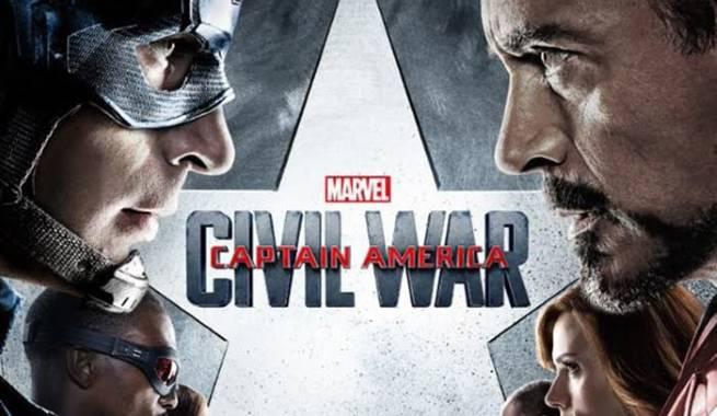 New Captain America: Civil War Sneak Peek Released During MTV Movie Awards