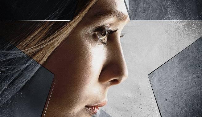 Captain America: Civil War Scarlet Witch Featurette Released