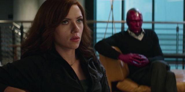 Captain America Civil War Clip