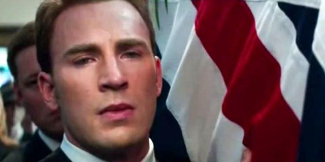 Captain America Civil War Funeral