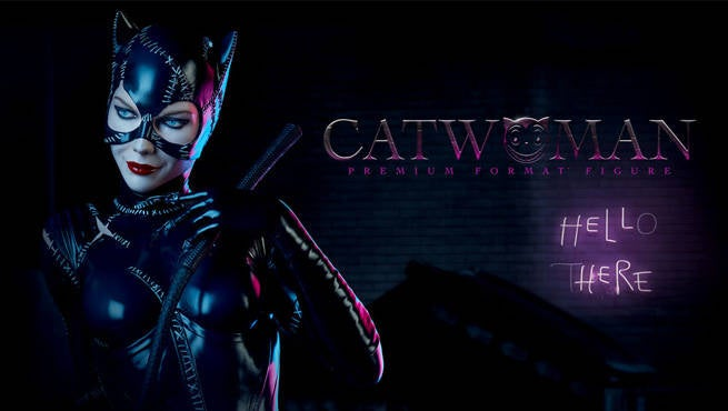 Catwoman Sideshow