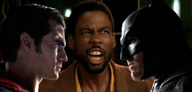 Chris Rock Rips Into Batman V Superman