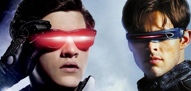 c919a0eba4 ... Tye Sheridan took some time to discuss his mutant role in X-Men   Apocalypse and praise former Cyclops actor James Marsden
