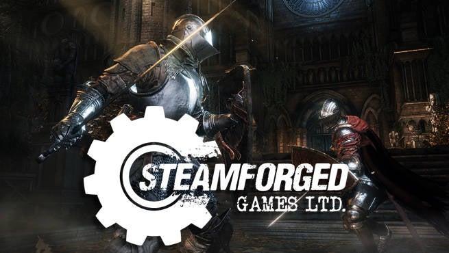 Dark Souls Steamforged