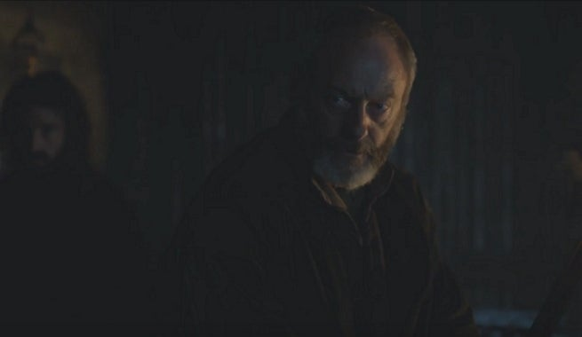 Davos Defends Jon Snow In New Game Of Thrones Season 6 Clip