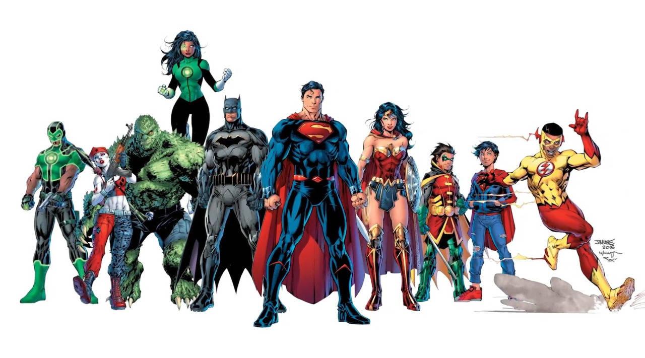 DC-Rebirth