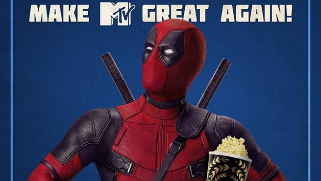 Ryan Reynold Wins MTV Movie Award For Best Comedic Performance For Deadpool