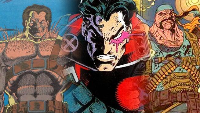 Deadpool Villains