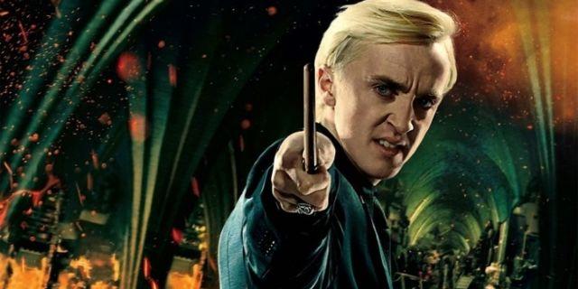Draco Malfoy  Tom Felton Harry Potter