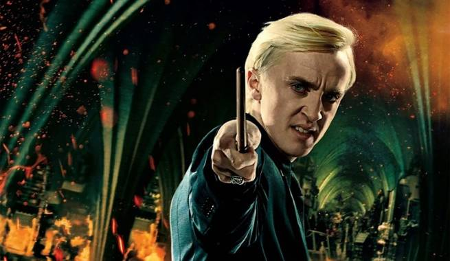 Tom Felton Gives A Tour Of New Wizarding World Of Harry Potter
