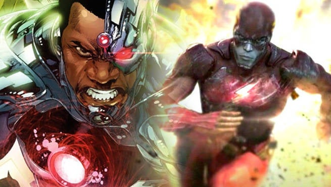 Is Cyborg Going To Be In The Flash Movie?