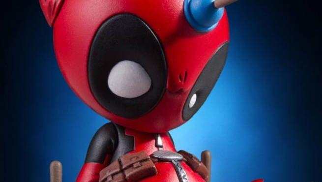 GG Deadpool SY Statue