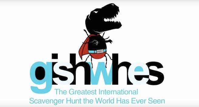 Misha Collins's GISHWHES Opens 2016 Registration